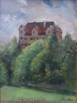 Fritz Bosch - J647 - Burg Grünsberg