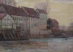 Herrmann Buschmann - J572 - Satzinger Mühle - Hammer bei Nürnberg