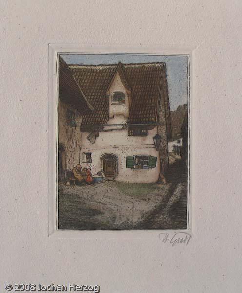 Hermann Gradl - J720 - Taubleinshof in Nürnberg