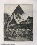 Hermann Gradl - KNV - Hopfenmarkt in Nürnberg