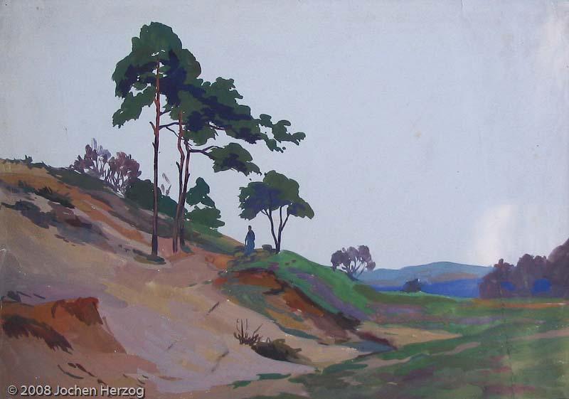 Ludwig Kühn - J766 - Fränkische Landschaft