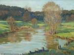 Karl Roeger - J1031 - Herbstlandschaft