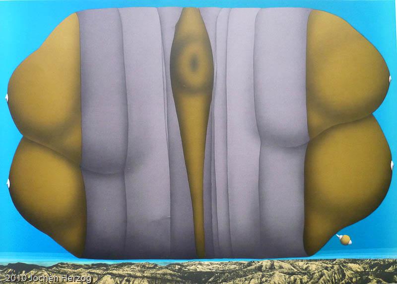 Günter Dollhopf - J1298 - Venus und Amor in Spanien, WVZ 389