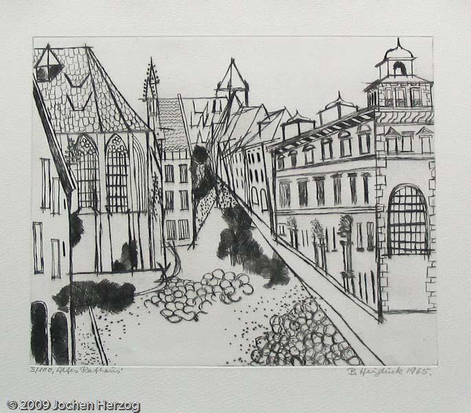 Brigitta Heyduck - Altes Rathaus