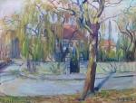 Hermann Thomas Schmidt - J481 - Villa im Park